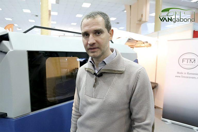 Felix Cristian Istrate – CEO FIM Caravans – video interview