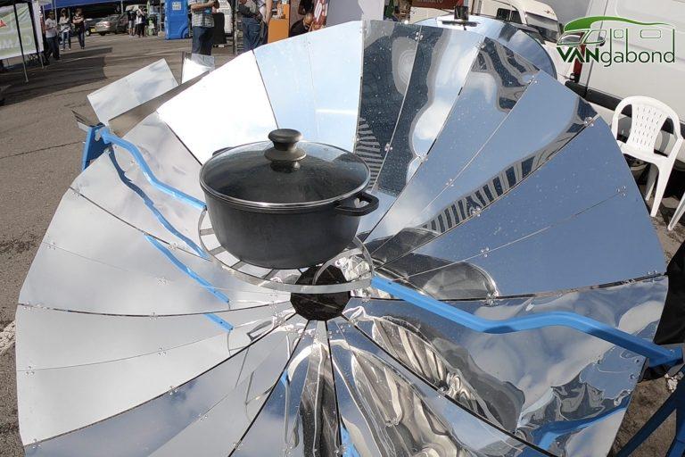 Sisteme solare, soluții de gătit alternative