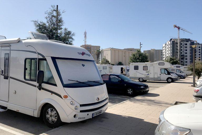 Călătoria cu motorhome în Spania, tot mai spre sud – Almeria