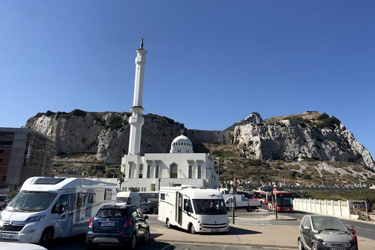 Gibraltar, punctul terminus al călătoriei cu motorhome în Spania