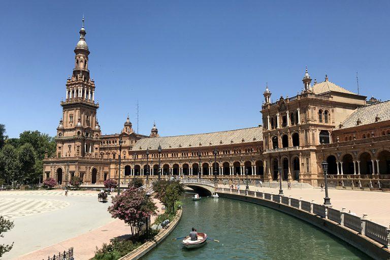 Sevilla – final de călătorie cu motorhome în Spania
