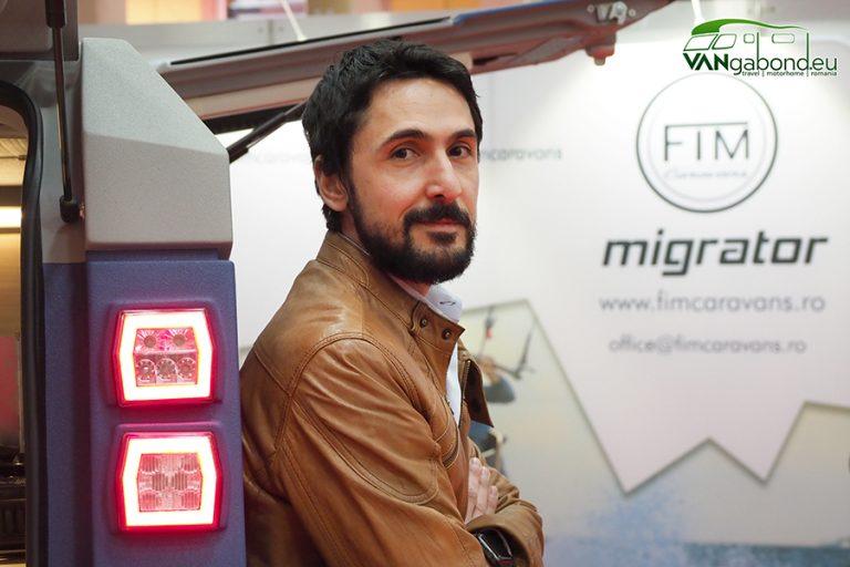 De la Düsseldorf la București, FIM continuă promovarea