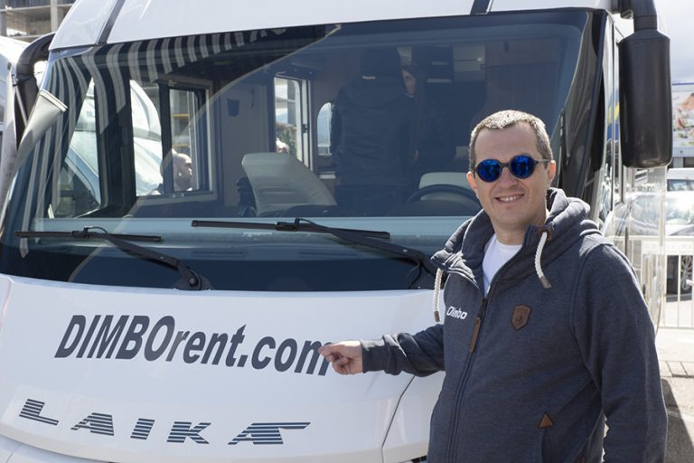 Anton Dimchev, Dimbo manager – about motorhome tourism in Bulgaria