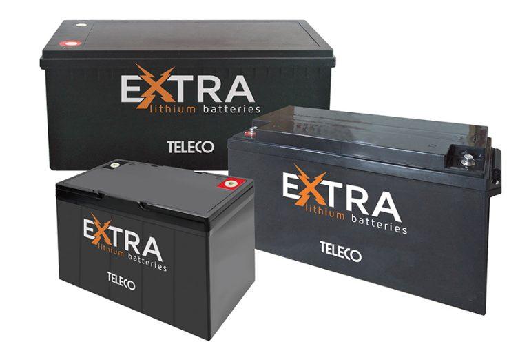 TELECO prezintă gama de baterii cu litiu (LiFePO4) pentru RV-uri
