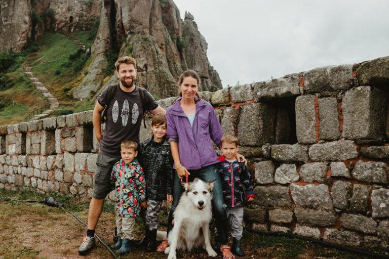 """""""Haioșii"""" în Bulgaria – călătoria cu rulota"""