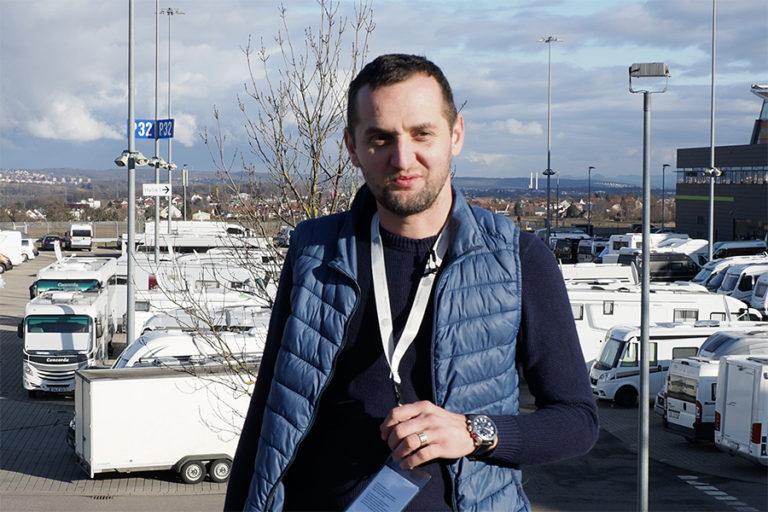 Mitrea Caravan la CMT 2020 Stuttgart