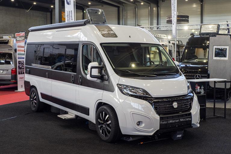 Camp-Line produce campervanul potrivit pentru fiecare client