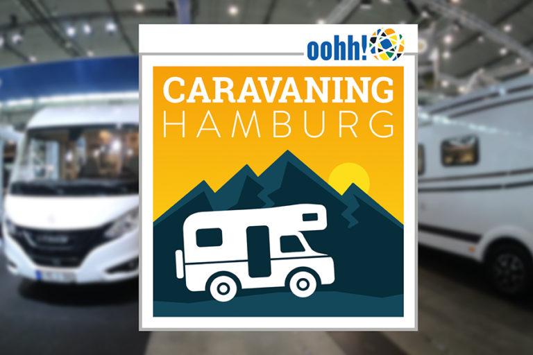 CARAVANING HAMBURG prezintă tendințele anului 2020
