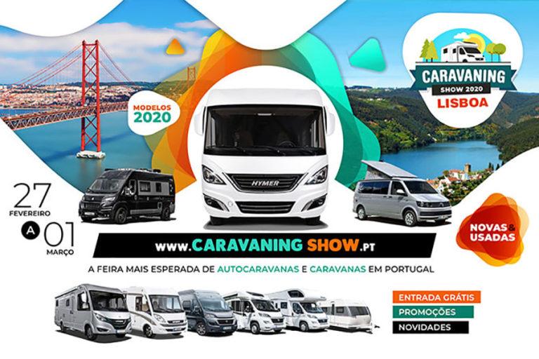 Salonul Caravaning Show în acest weekend în Lisabona