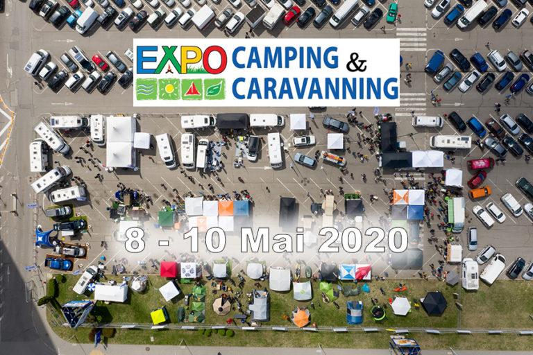 Camping & Caravanning Expo 2020 din Sofia, Bulgaria – ediția a treia
