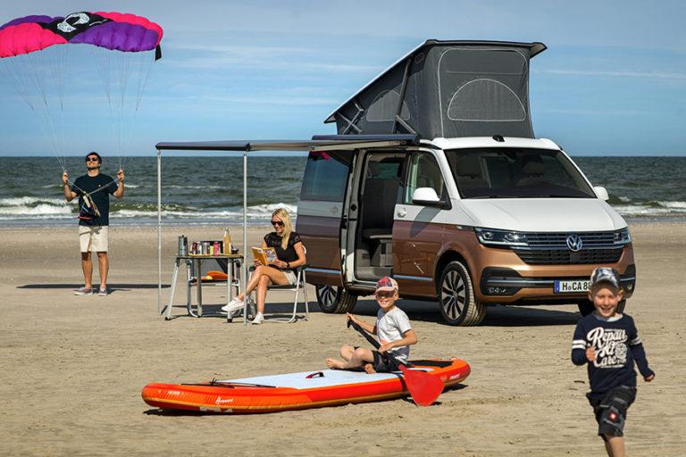 Volkswagen estimează o creștere a vânzărilor de camper van-uri cu 250% în Marea Britanie