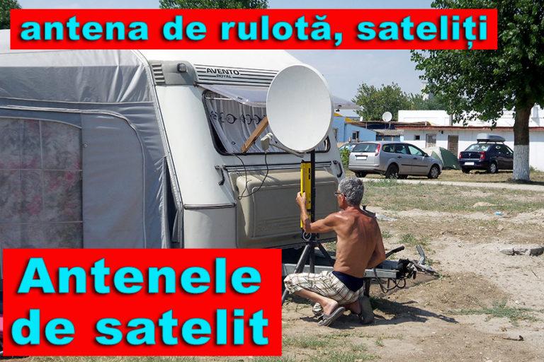 Antenele de satelit pentru autorulote și rulote, caracteristici