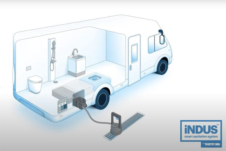 iNDUS – sistemul inteligent pentru toaletă, lansat de Thetford