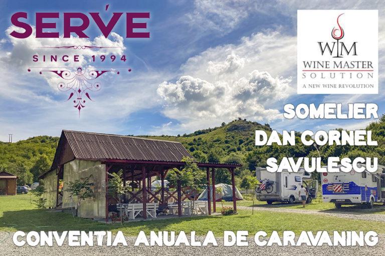 S.E.R.V.E se alătură evenimentului Conveția Anuală de Caravaning ediția a 3-a