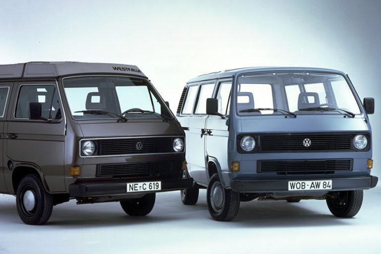 35 de ani de la Multivan T3 – a fost primul autovehicul all-in-one, monovolum și camper