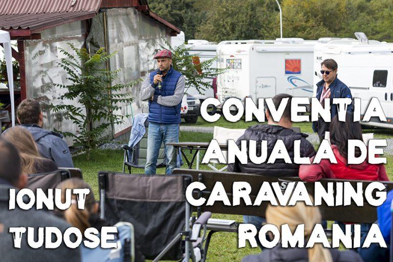 Speakerii la Convenția Anuală de Caravaning din România, ediția a 3-a – Ionuț Tudose