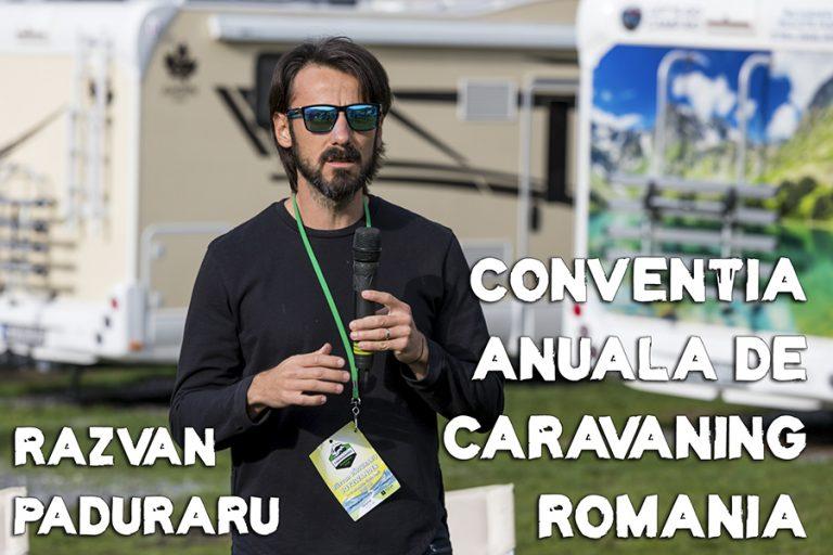 Speakerii la Convenția Anuală de Caravaning din România, ediția a 3-a – Răzvan Păduraru