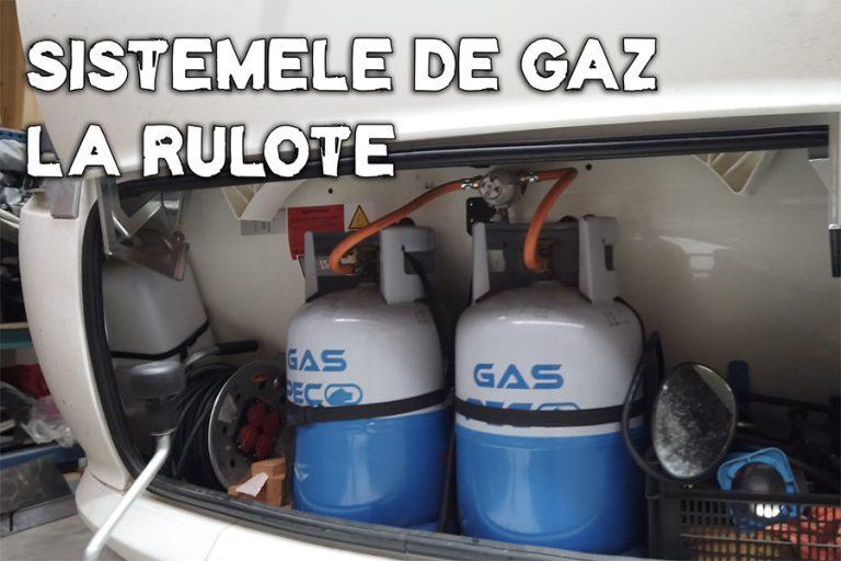 Instalațiile de gaz pentru rulote – sisteme de încălzire