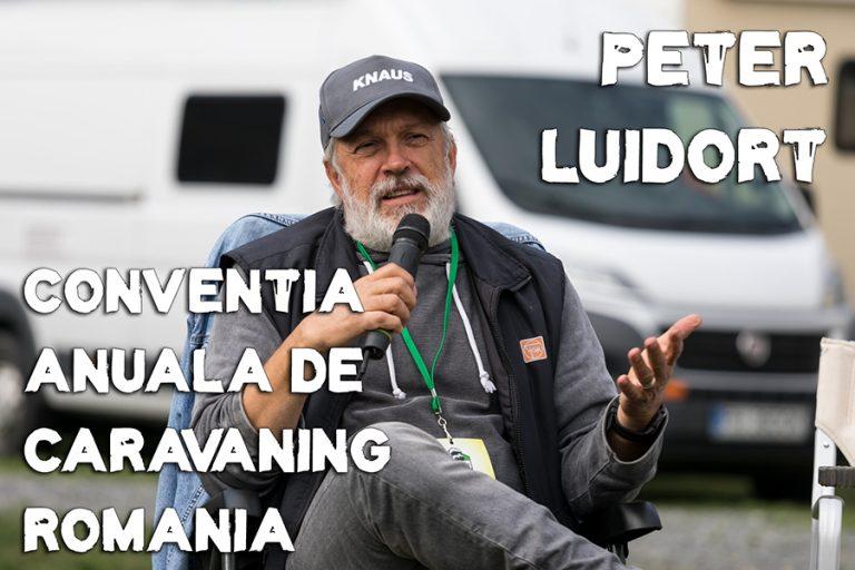 Speakerii la Convenția Anuală de Caravaning din România, ediția a 3-a – Peter Luidort
