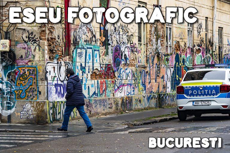 Eseu fotografic – fotografii banale în București