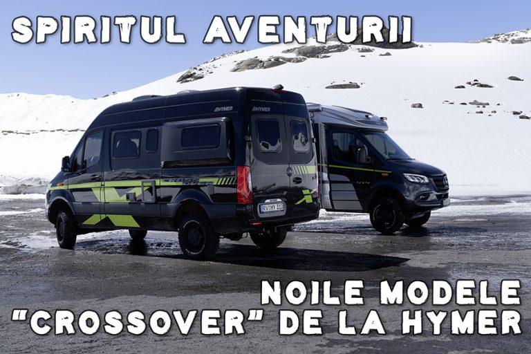 """Spiritul aventurii, tracțiunea integrală și mai multă independență ca standard la modelele ediției """"CrossOver"""""""