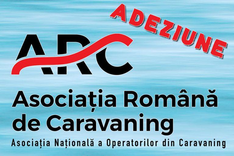 Adeziune Asociația Națională a Operatorilor din Caravaning – ARC